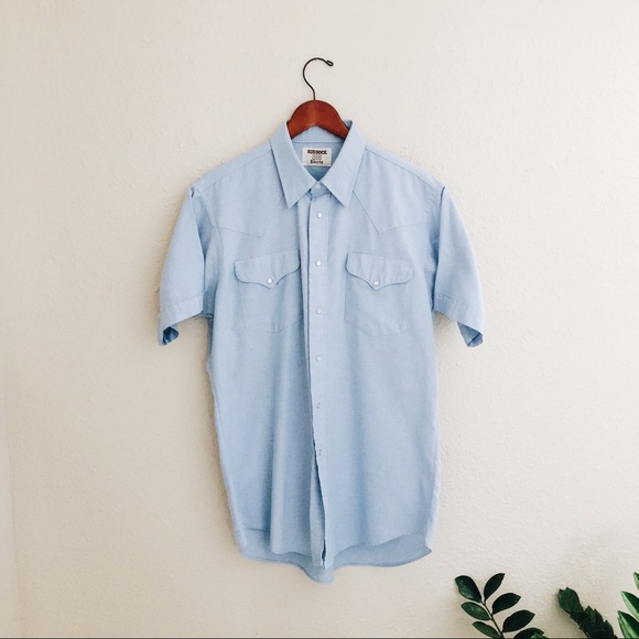 046ae173 Vintage Shirts | 70s Ruddock Western Pearl Snap Top | Poshmark